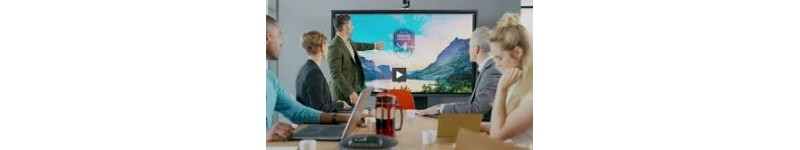 DELL 55 INTERACTIVE TOUCH MONITOR: C5518QT